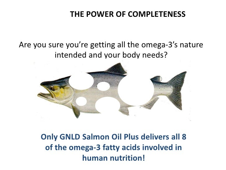 Gnld complete whole food and tested