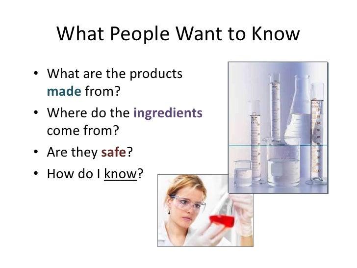 Whole Food Ingredients