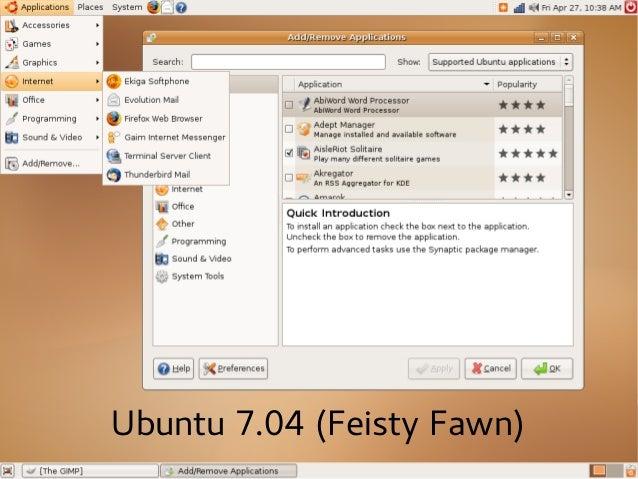 Customizing GNOME Desktop