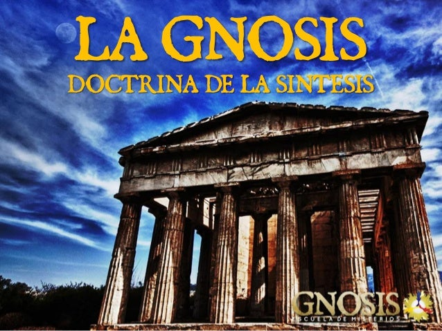 Gnosis Escuela de Misterios - Conferencia Publica de la Cultura Gnostica Slide 3