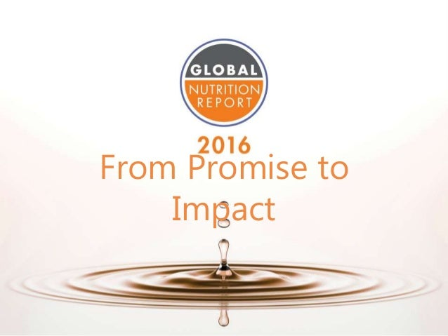 From Promise to Impact