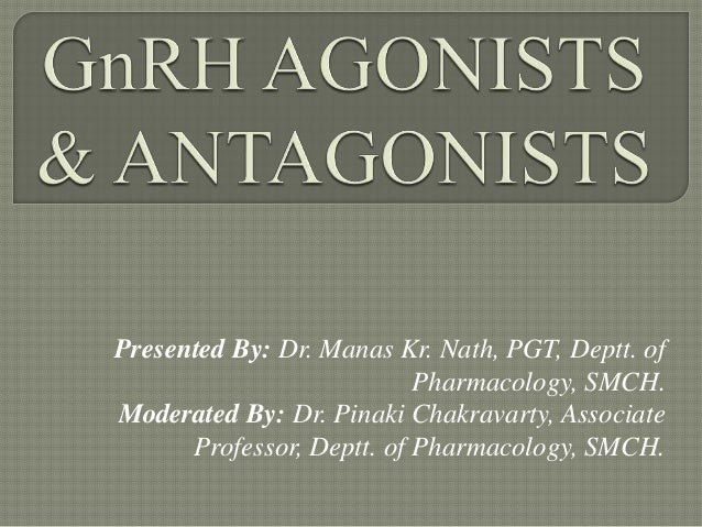 Presented By: Dr. Manas Kr. Nath, PGT, Deptt. of Pharmacology, SMCH. Moderated By: Dr. Pinaki Chakravarty, Associate Profe...