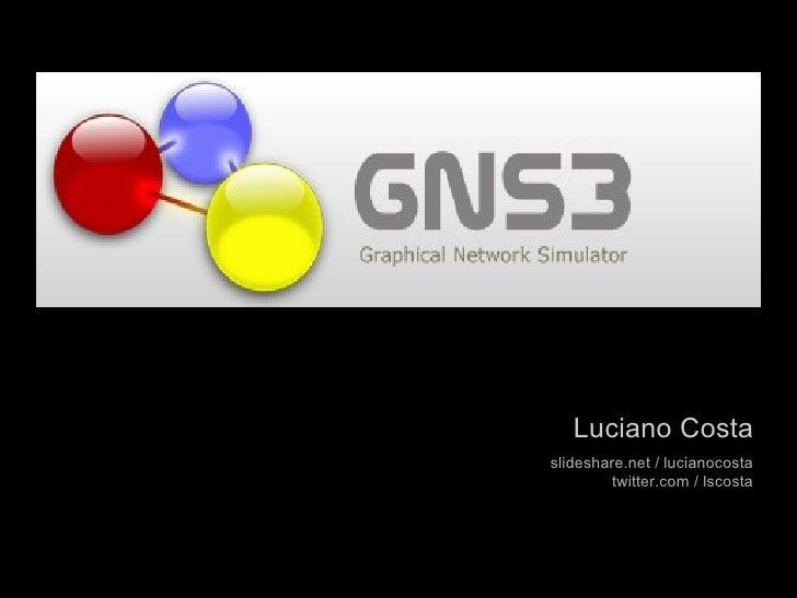 Luciano Costa slideshare.net / lucianocosta twitter.com / lscosta
