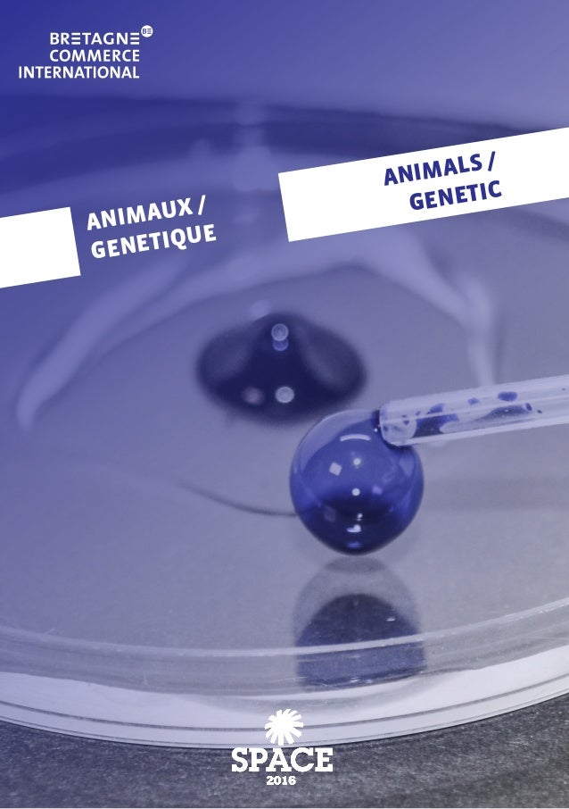 ANIMAUX / GENETIQUE ANIMALS / GENETIC
