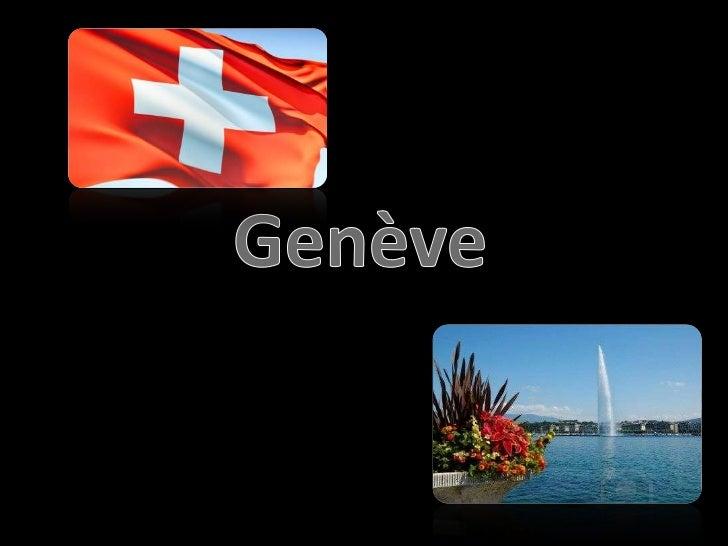 Genève<br />