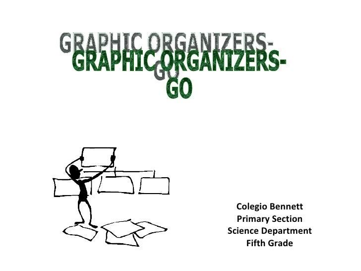 Colegio Bennett Primary Section Science Department Fifth Grade GRAPHIC ORGANIZERS- GO