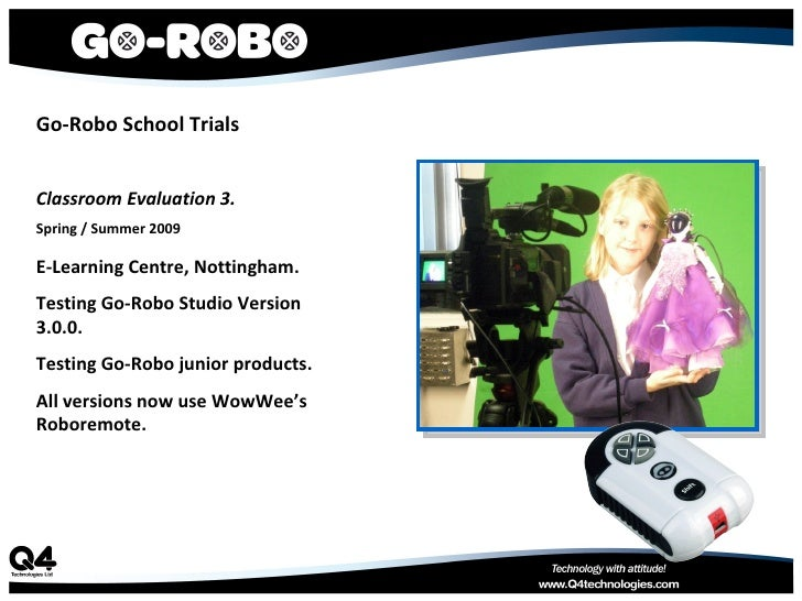 2007 wowwee robot instructions