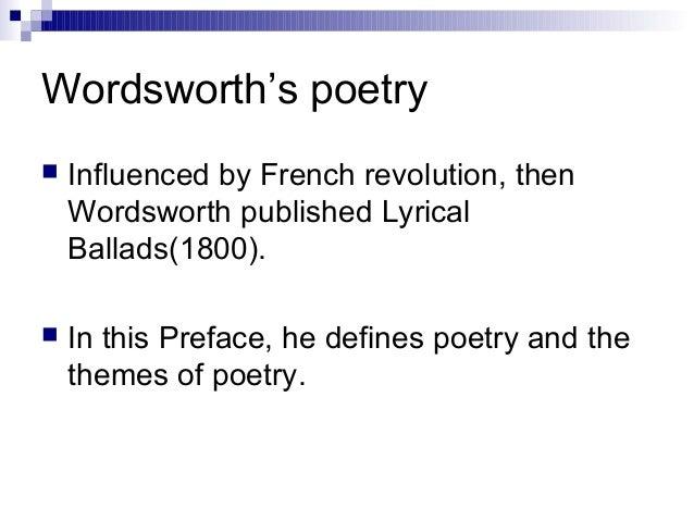 wordsworth and coleridge romanticism