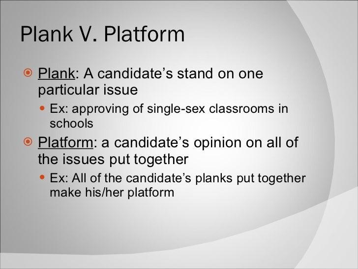 Goal 4 Political Parties