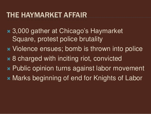 comparison of the haymarket affair and the pullman strike Start studying chapter 20 review learn haymarket affair local union went on strike, american railway union pullman refused to negotiate and closed.