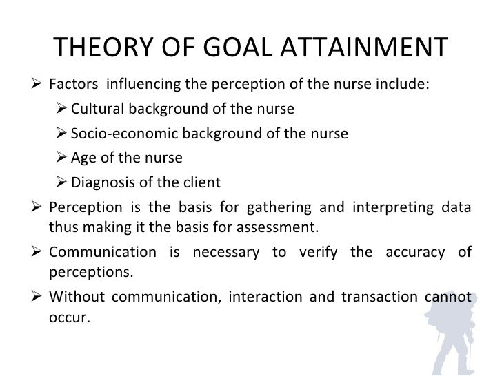 goal attainment model of evaluation Use of goal attainment scaling in the evaluation of the kids together inclusion program in early model of early intervention designed to support children.