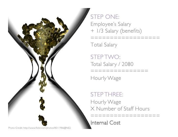 STEP ONE:                                                           Employee's Salary                                     ...