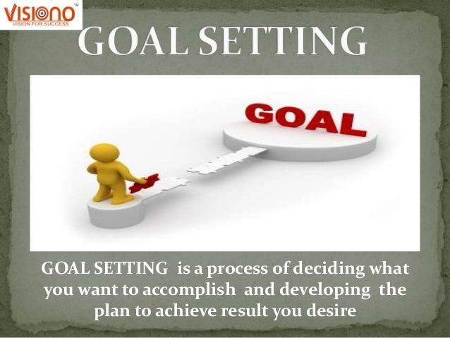 Visiono Goal management
