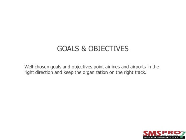 southwest airlines goals and objectives 03062014 organizational research: southwest airlines  positively and move towards the efficient accomplishment of the airlines set objectives and long-term goals.