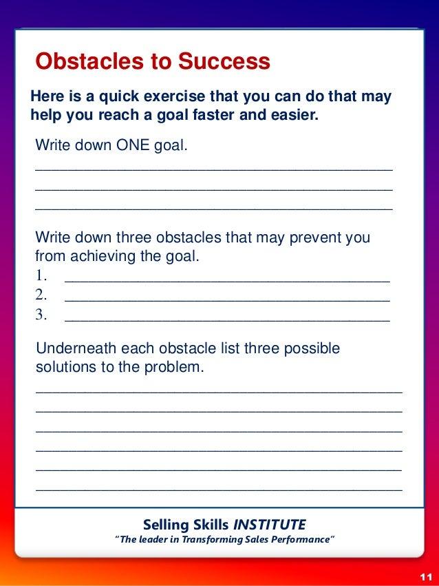 Goal setting 2016 workbook