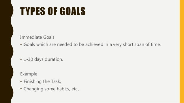 what is one important goal you would like to achieve in the next few years 5 powerful reasons why goal setting is important  of what it is, is a goal so the next time you are planning on doing the weekly chores or decide on watching that .