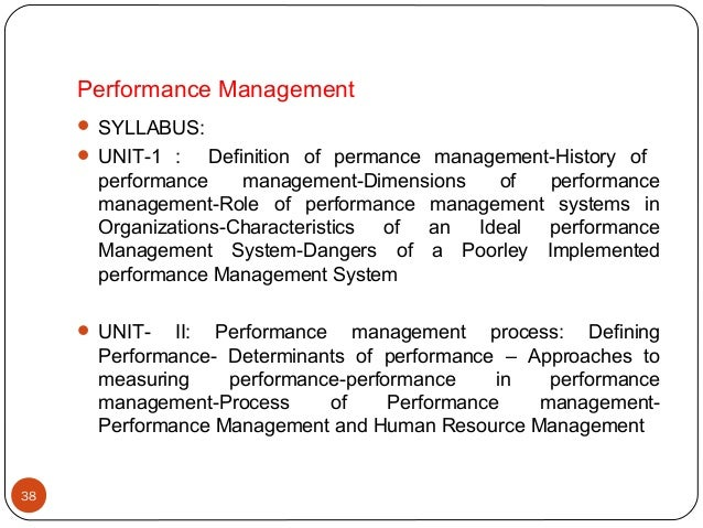 armstrong handbook of performance management 4th edition pdf