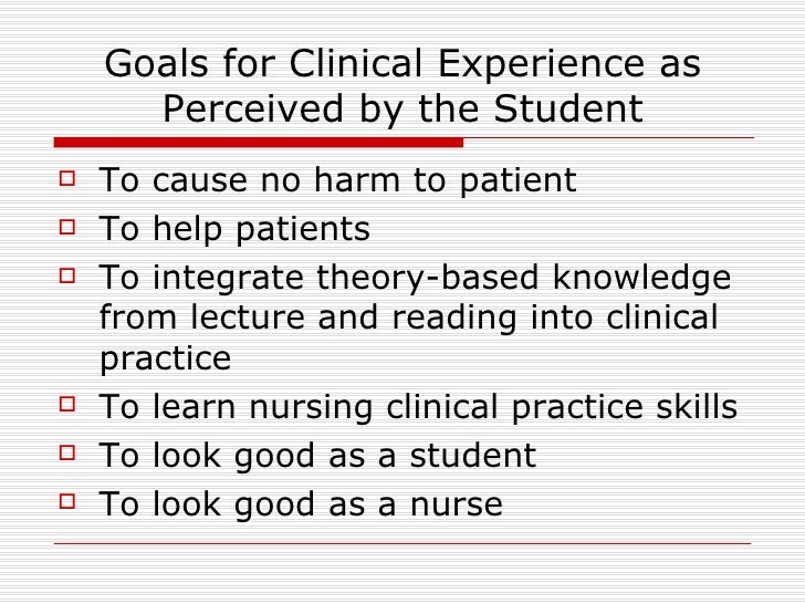 nursing goals essay My short and long term goals i define my objectives as i see them i associate them with my values knowing that the task at hand is essential in achieving them.