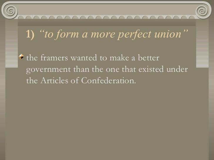 goals  u0026 principles of the us constitution
