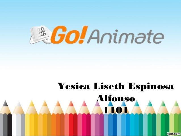 Yesica Liseth Espinosa  Alfonso  1101