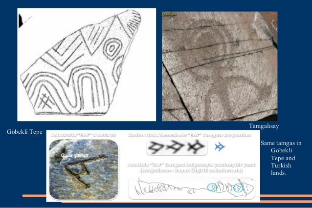 Gobekli tepe: A Proto-Turkish Temple? Slide 21