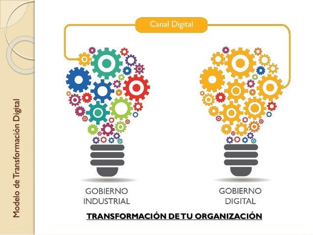 Transformación Digital de Gobiernos Slide 3
