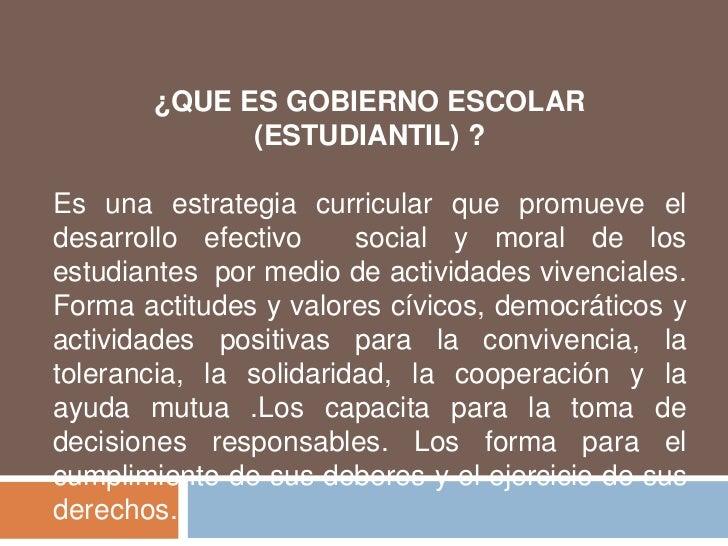 Gobierno escolar2012 for Que es un vivero escolar
