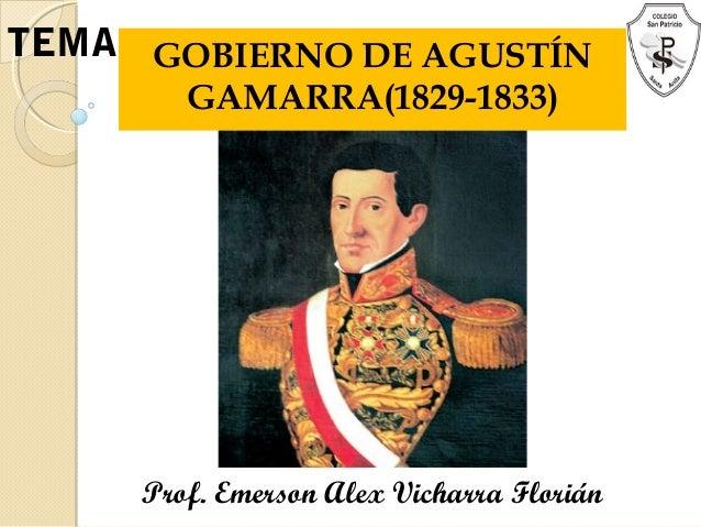 68d41532d resumen de la biografia de agustin gamarra