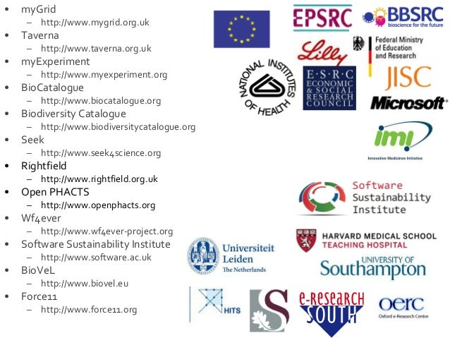 Results may vary: Collaborations Workshop, Oxford 2014