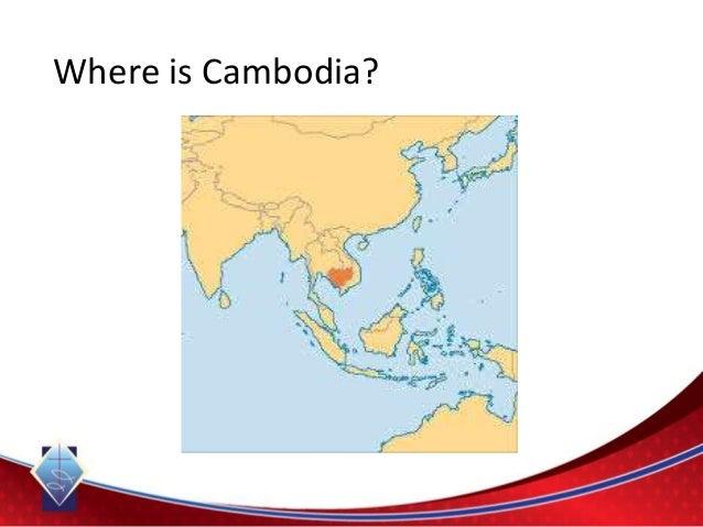 GO Cambodia Info - Where is cambodia