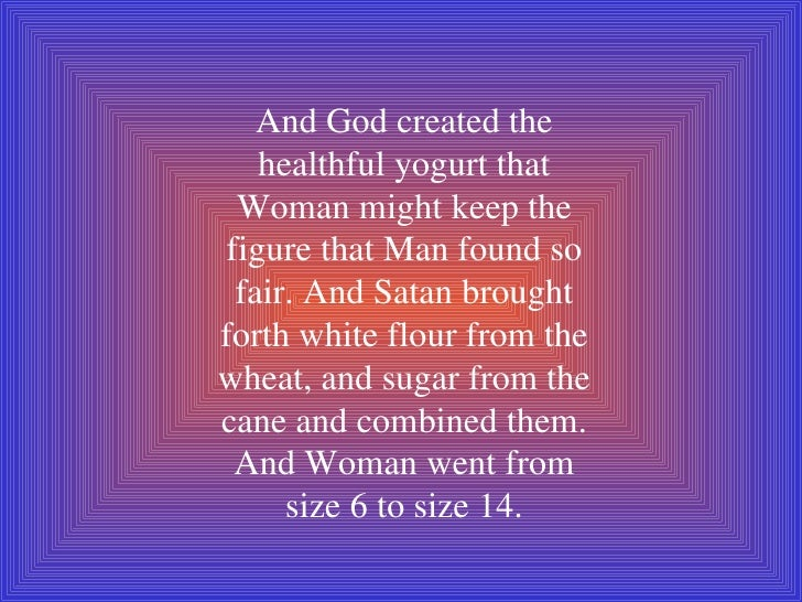 a study of satan a creation of god The bible says satan is the father of lies, so of course—he tried to deceive the woman, and he lied to her about god so when the woman saw that the tree was good.