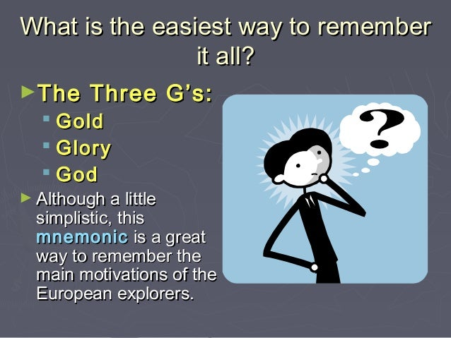 gold god or glory God, gold or glory by: josephine herbut 8b reasons for spanish exploration god glory gold my choice was god, gold or glory most important in spanish exploration to.