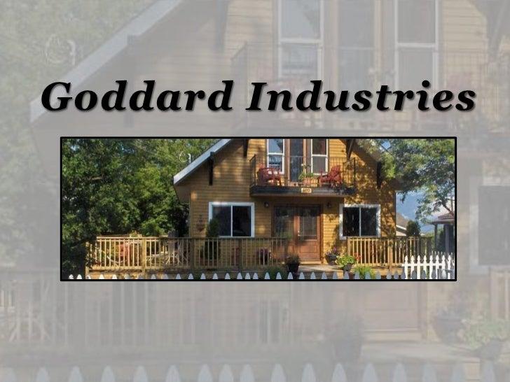 Goddard Industries<br />