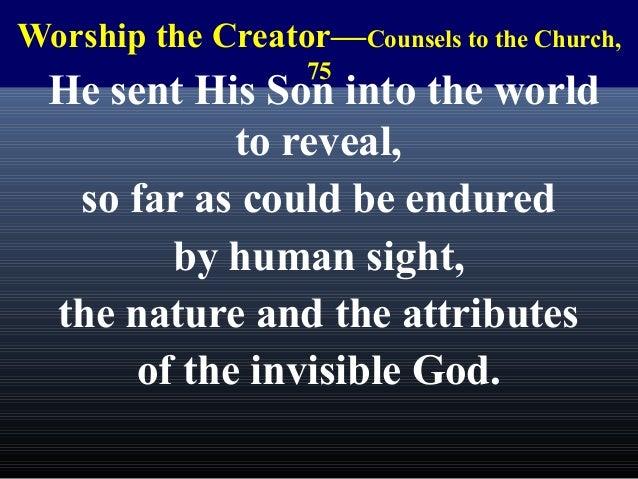 Godhead 3 - The Doctrine of Trinity