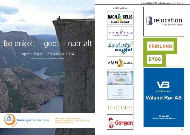 Tlf 40004227 E-post: post@vaalandror.no TIL TJENESTE HELE DØGNET Vår erfaring – din trygghet Tlf. 51 82 00 50 | www.hvidin...