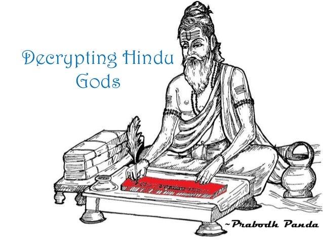 Decrypting Hindu Gods ~Prabodh Panda
