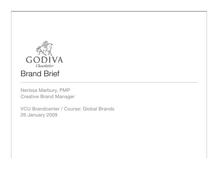 Godiva marketing strategy