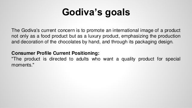 an analysis fo the marketing strategy of godiva europe 19 contract maternity cover jobs in godiva  assist the head of marketing and marketing manager in all areas of marketing strategy and  continental europe,.