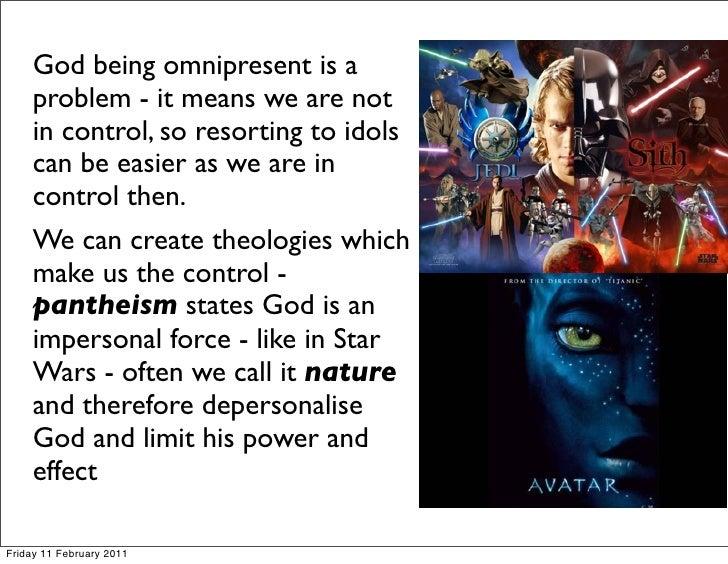 Evans, Our God is Awesome: God's Omnipresence
