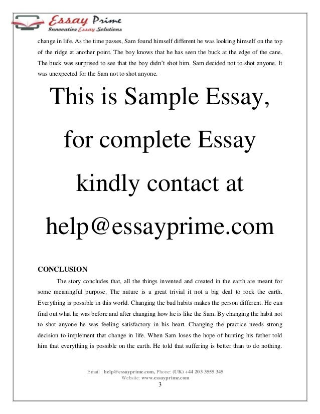 go down moses essay sample  4 change