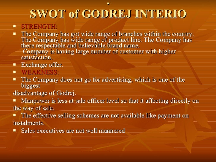 Godrej Consumer Products SWOT Analysis, Competitors & USP