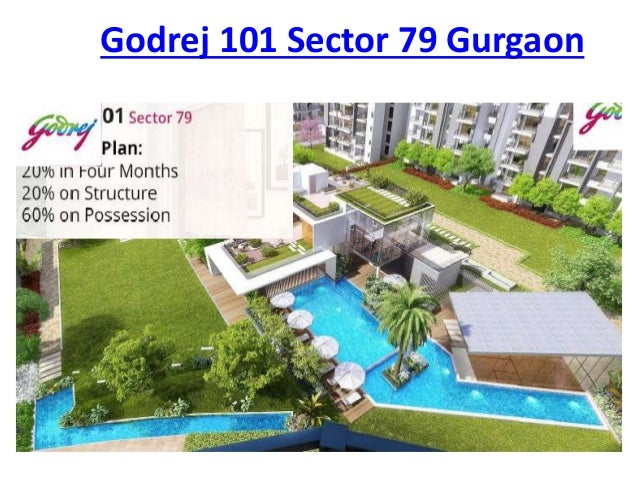 Godrej 101 Sector 79 Gurgaon