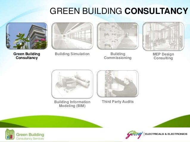 godrej green building consultancy services profile