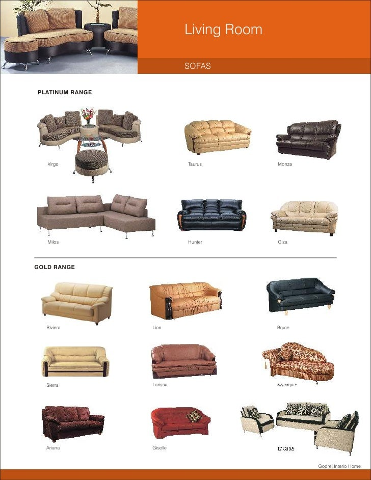 Godrej interio home catalogue for Furniture catalogue