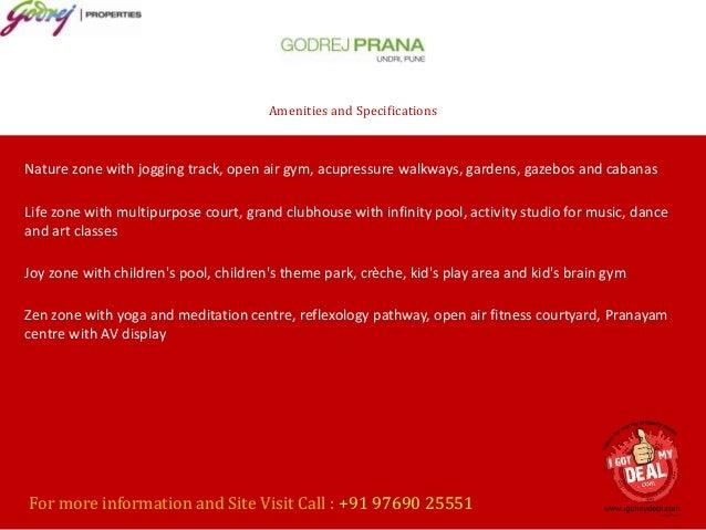 Godrej Prana Undri Pune - Godrej slideshare - 웹