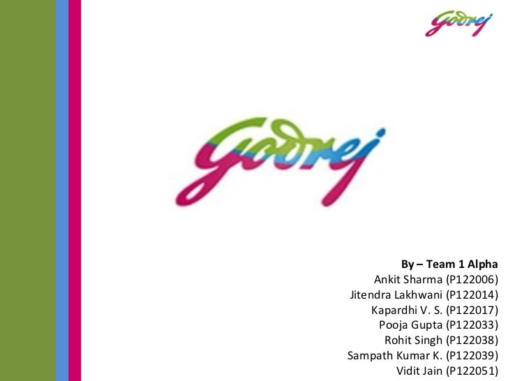 Godrej Industries Marketing Mix (4Ps) Strategy