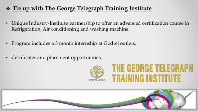 Godrej Training Initiatives
