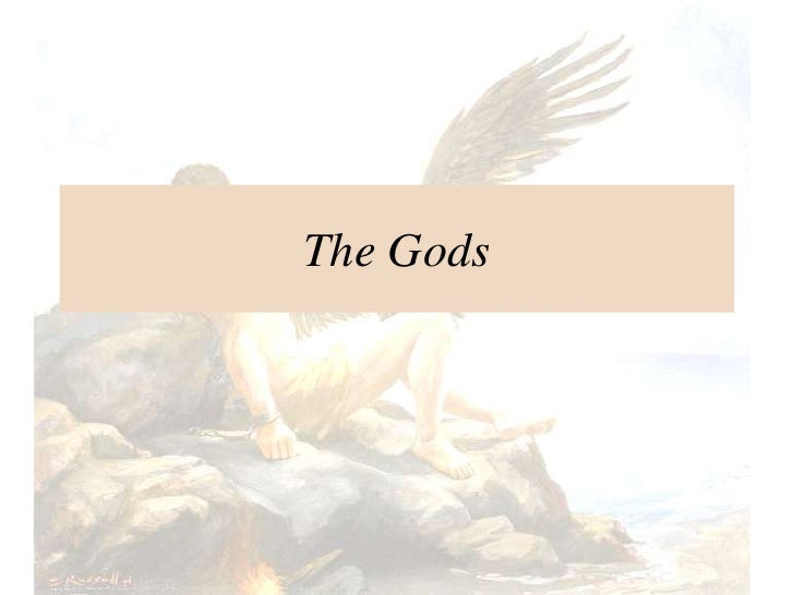 The Gods<br />