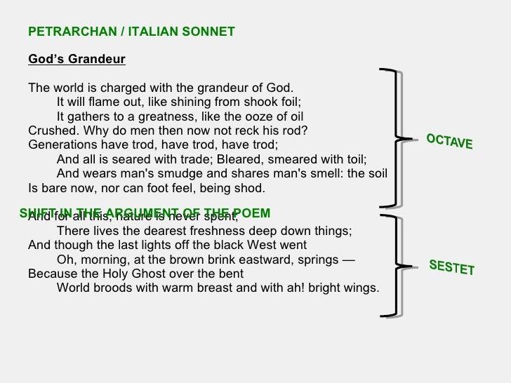 gods grandeur analysis