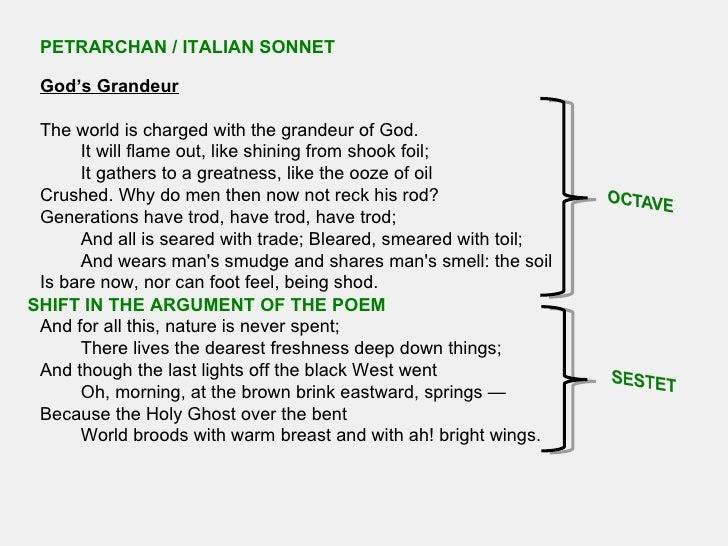 gods grandeur summary